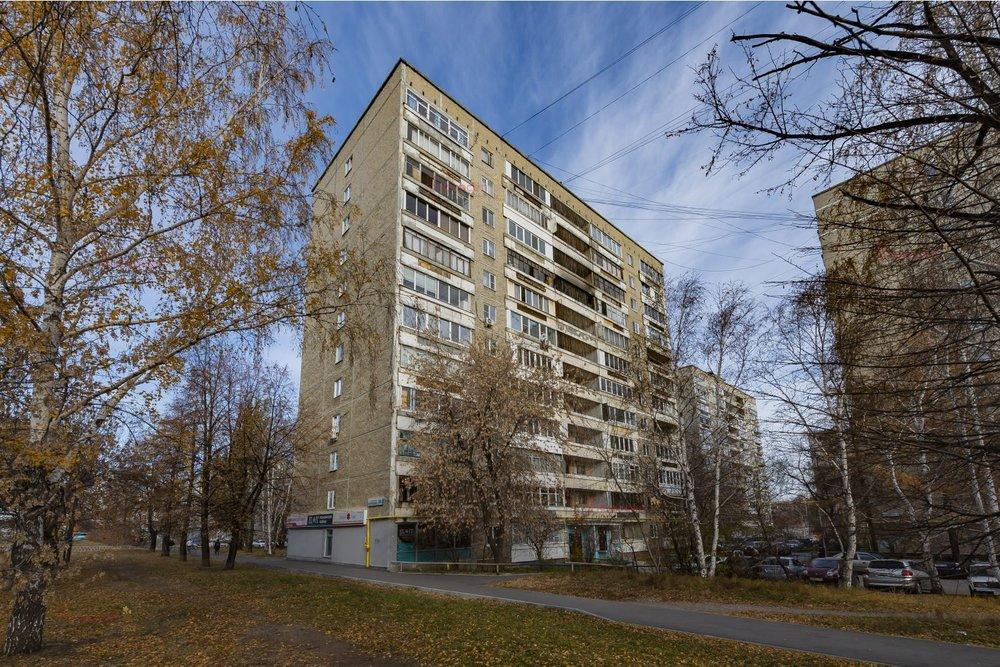 Екатеринбург, ул. Волгоградская, 184 (Юго-Западный) - фото квартиры (2)