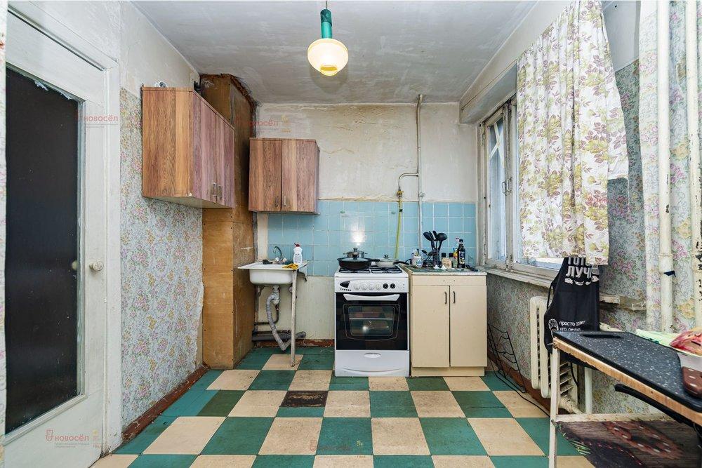 Екатеринбург, ул. Волгоградская, 184 (Юго-Западный) - фото квартиры (4)