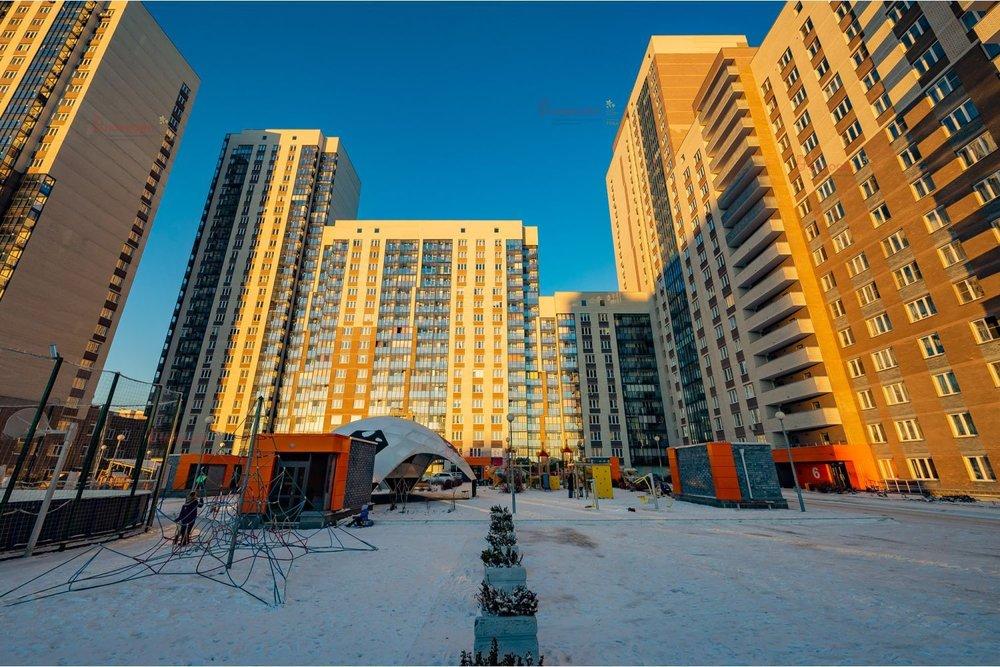 Екатеринбург, ул. Шаумяна, 87 (Юго-Западный) - фото квартиры (3)