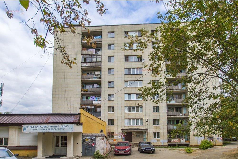 Екатеринбург, ул. Парковый, 12 (Пионерский) - фото комнаты (2)