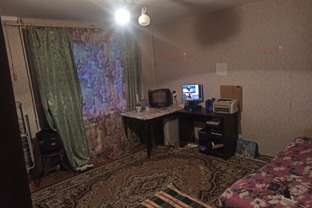 Екатеринбург, ул. Варшавская, 34 (Птицефабрика) - фото комнаты (3)