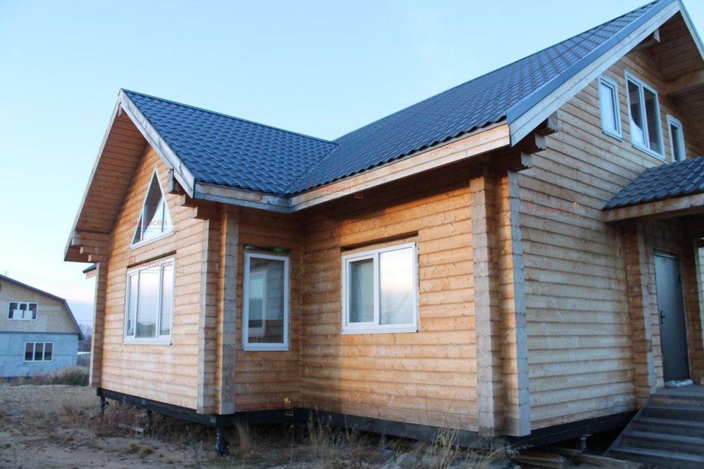 п. Монетный, ул. Малышева, 2б (городской округ Березовский) - фото дома (2)