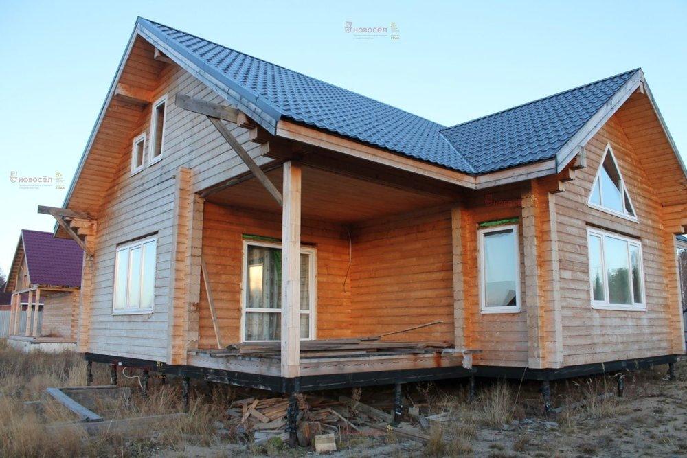 п. Монетный, ул. Малышева, 2б (городской округ Березовский) - фото дома (4)