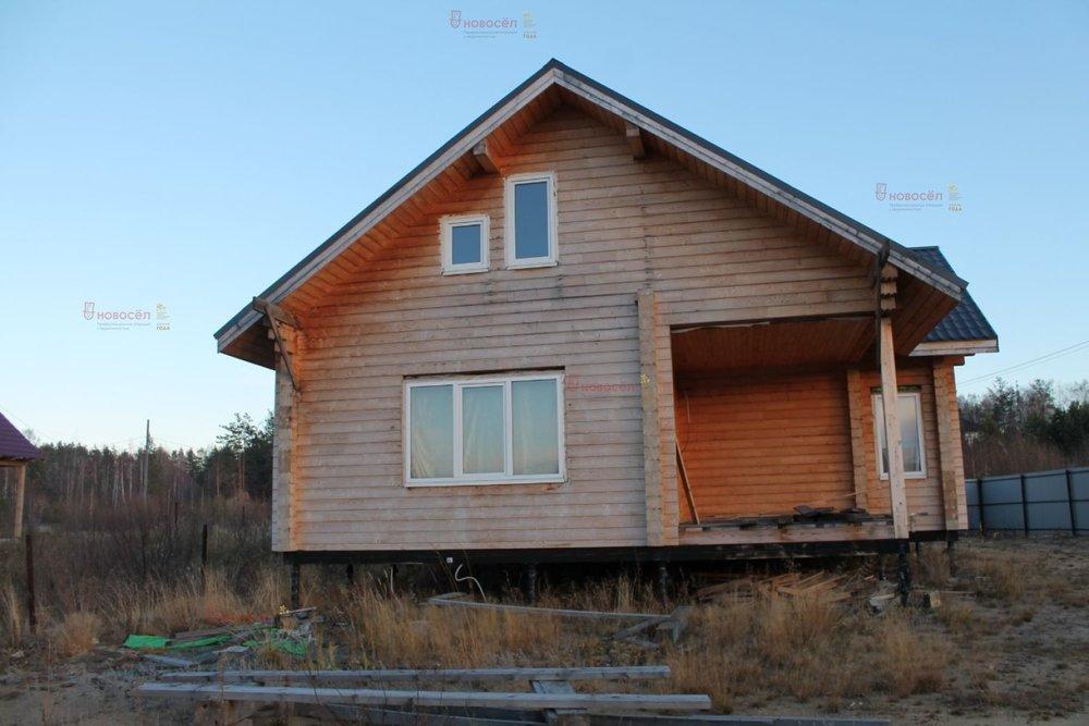 п. Монетный, ул. Малышева, 2б (городской округ Березовский) - фото дома (5)