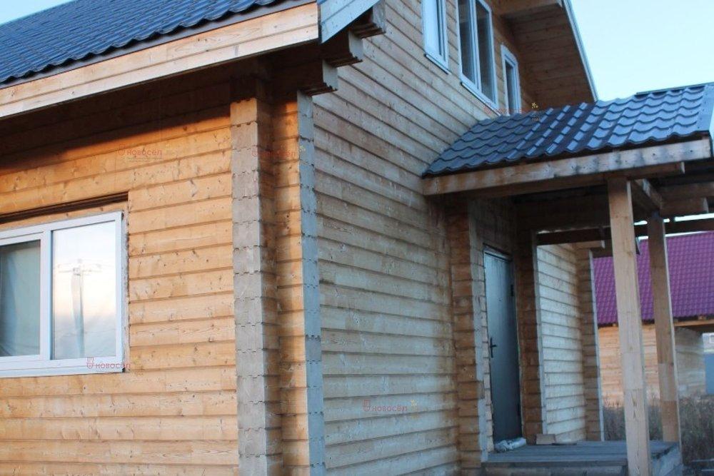 п. Монетный, ул. Малышева, 2б (городской округ Березовский) - фото дома (6)