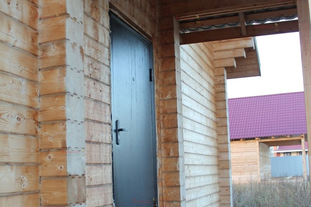 п. Монетный, ул. Малышева, 2б (городской округ Березовский) - фото дома (8)