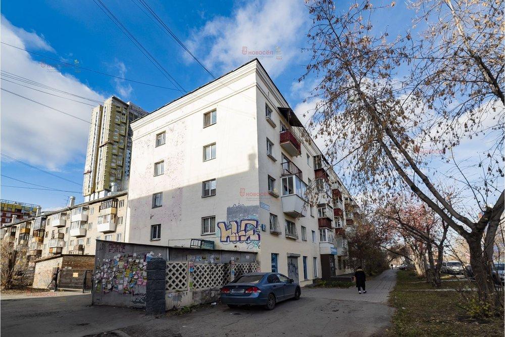 Екатеринбург, ул. Мамина-Сибиряка, 2 (Центр) - фото комнаты (2)