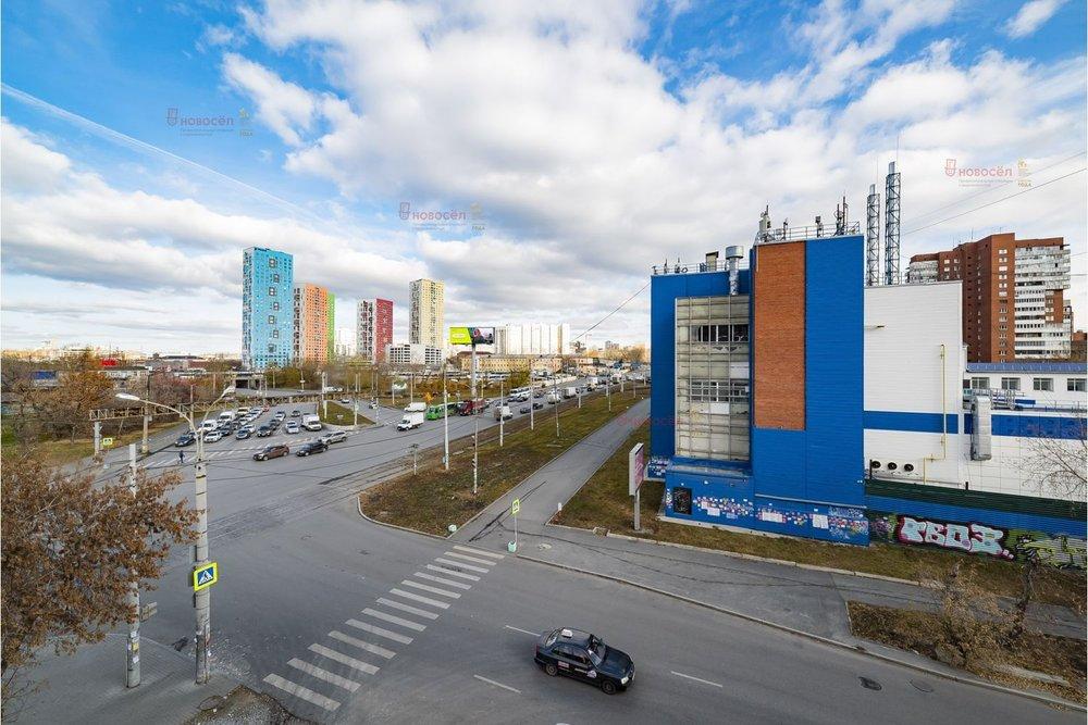 Екатеринбург, ул. Мамина-Сибиряка, 2 (Центр) - фото комнаты (6)
