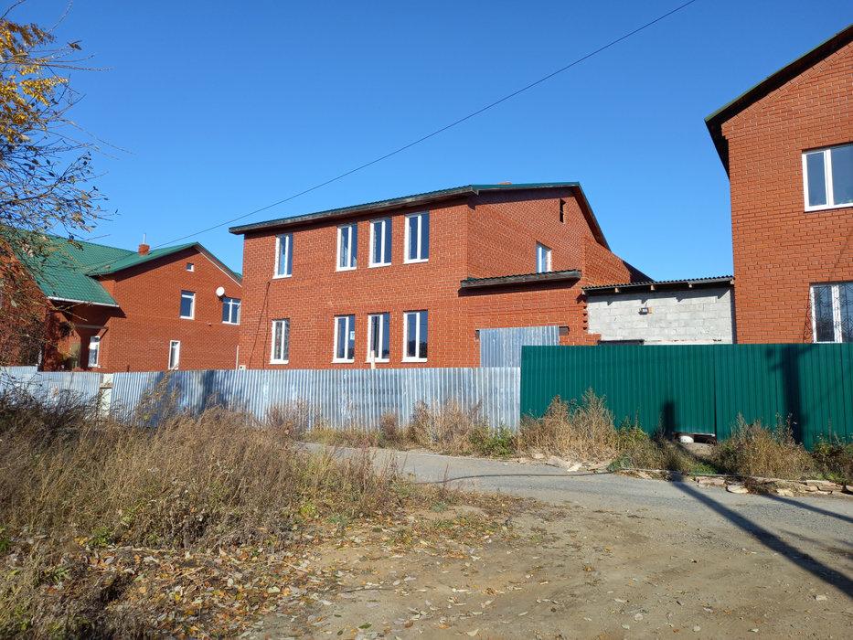 Екатеринбург, ул. Пшеничный, 17 (Широкая речка) - фото коттеджа (1)