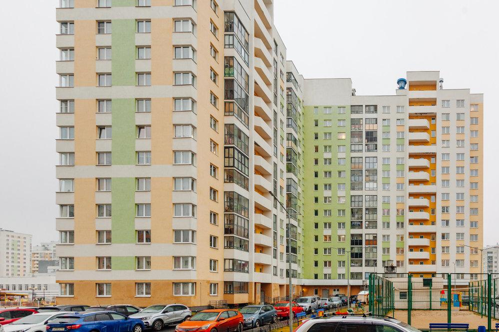 Екатеринбург, ул. Краснолесья, 117 (Академический) - фото квартиры (1)