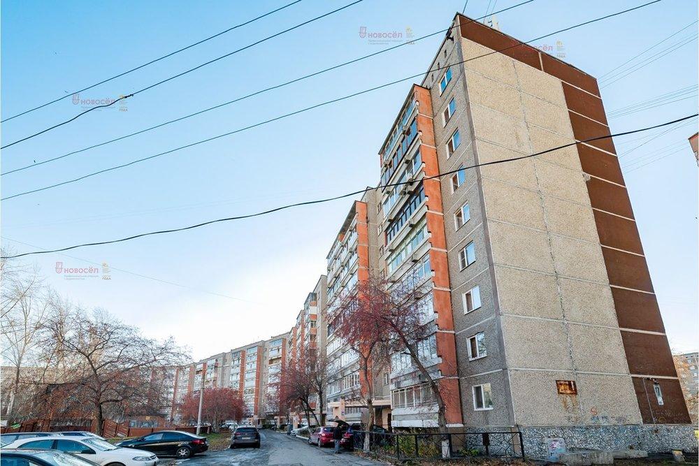 Екатеринбург, ул. Сыромолотова, 17 (ЖБИ) - фото квартиры (2)