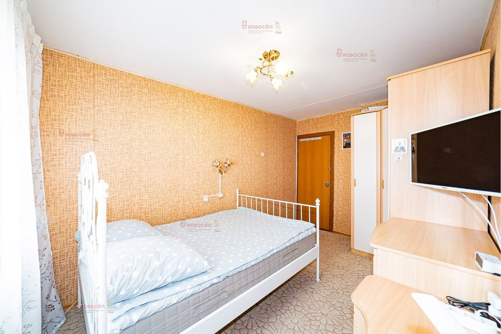 Екатеринбург, ул. Сыромолотова, 17 (ЖБИ) - фото квартиры (4)