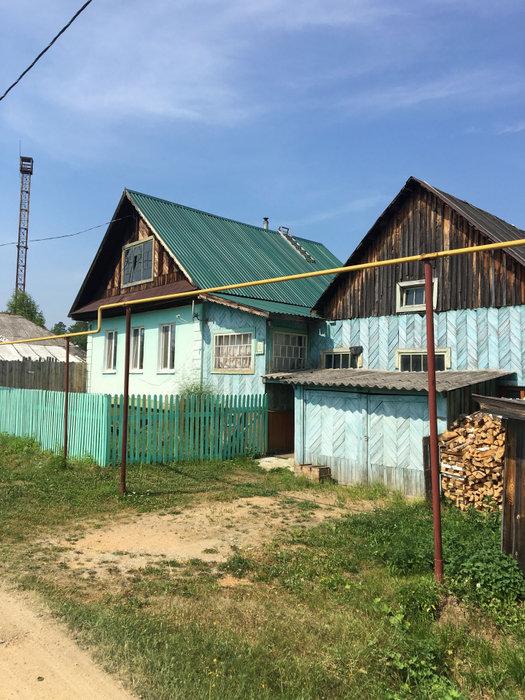 п. Левиха, ул. Горняков, 56 (городской округ Кировградский) - фото дома (1)