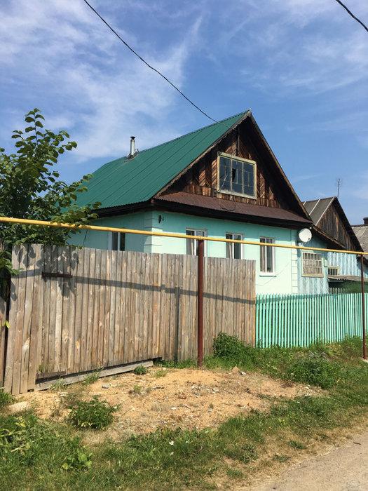 п. Левиха, ул. Горняков, 56 (городской округ Кировградский) - фото дома (2)