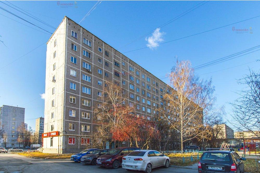 Екатеринбург, ул. Крауля, 69 (ВИЗ) - фото квартиры (2)