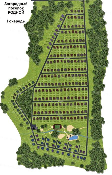 Коттеджный поселок Родной - фото 1