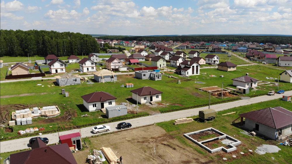 Коттеджный поселок Чистые росы 2 - фото 1