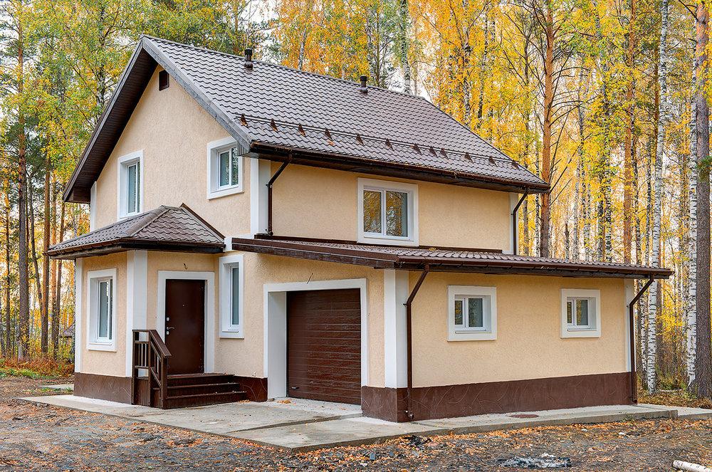 Коттеджный поселок Резиденция в Первомайском - фото 2
