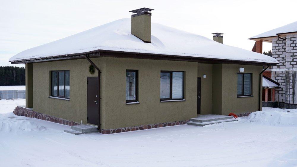 Коттеджный поселок Резиденция в Первомайском - фото 28