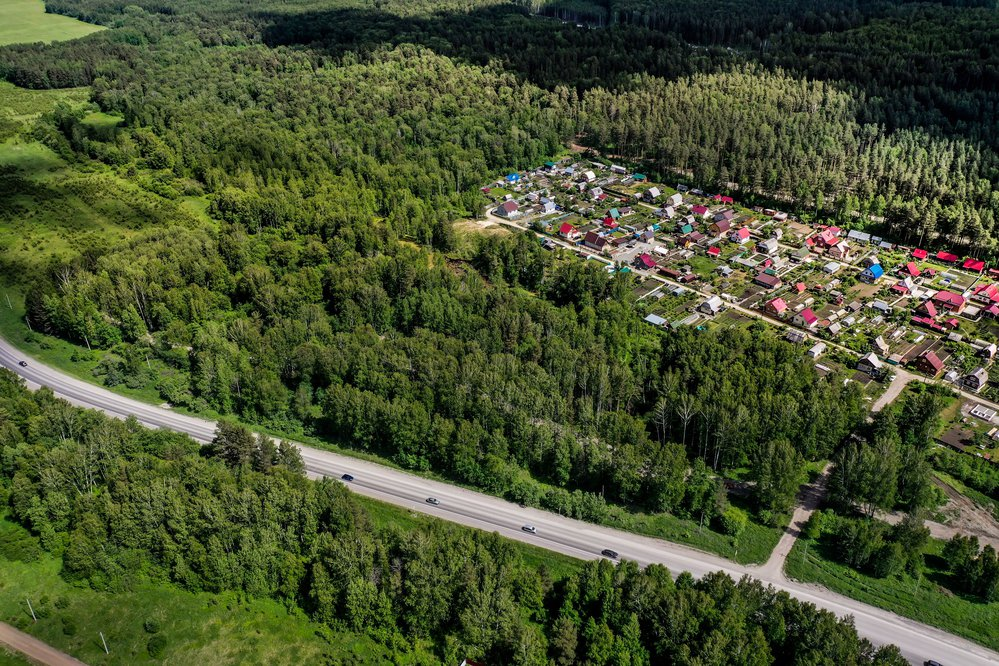 Коттеджный поселок Кургановский - фото 1