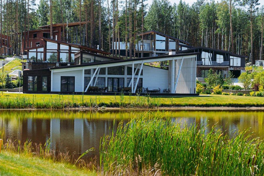 Коттеджный поселок Pine Creek Golf Resort - фото 2
