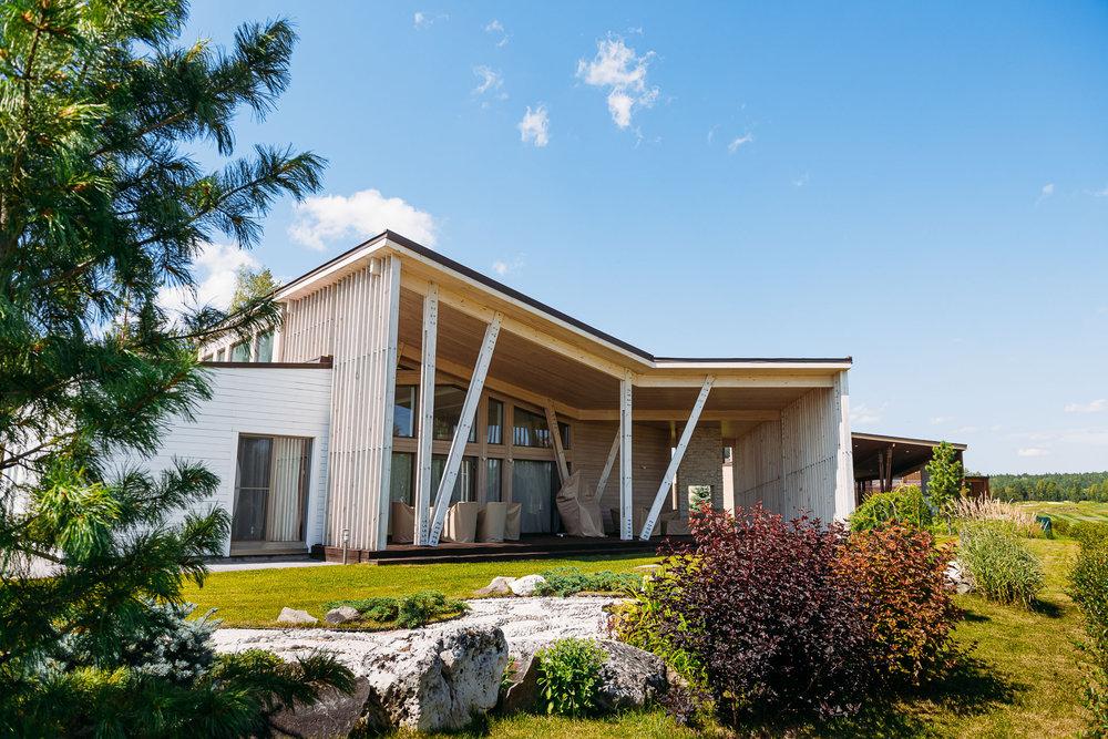 Коттеджный поселок Pine Creek Golf Resort - фото 1