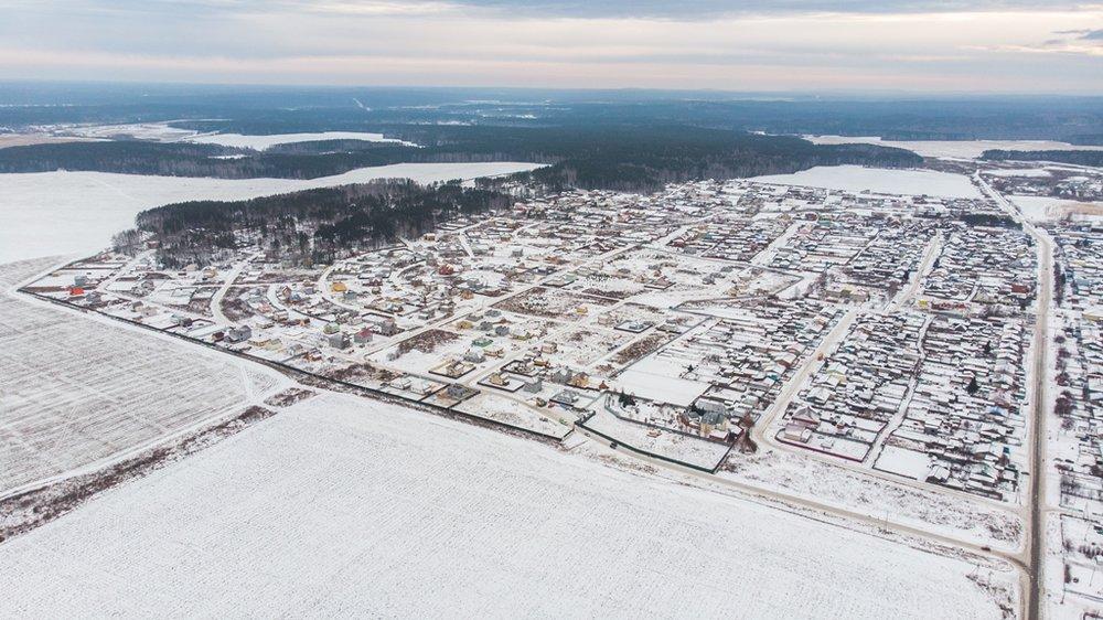 Коттеджный поселок Резиденция в Первомайском - фото 3