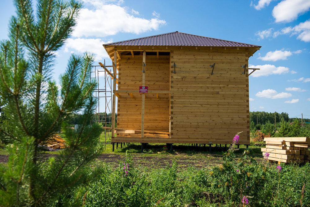 Коттеджный поселок Солнечный берег - фото 10