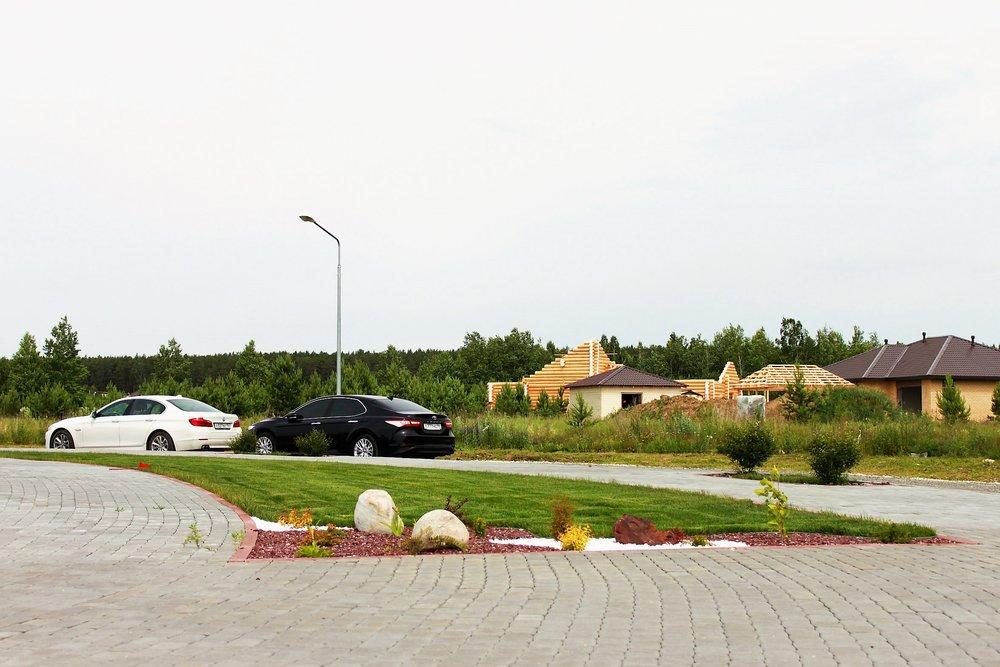 Коттеджный поселок Частные усадьбы Родные просторы - фото 1