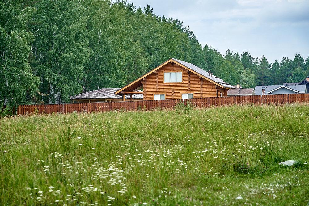 Коттеджный поселок Брусника - фото 1