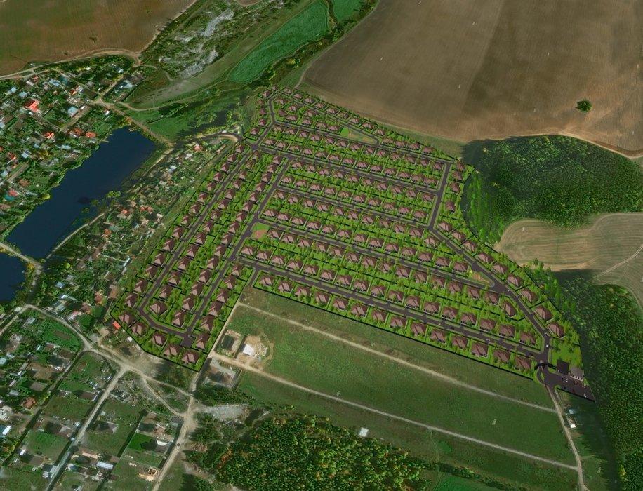 Коттеджный поселок Седельники park - фото 2