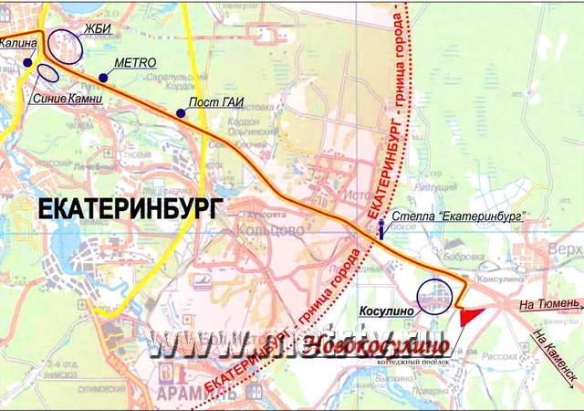 Коттеджный поселок Новокосулино - фото 2